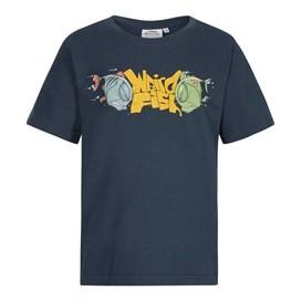 Sudden Impact Artist T-Shirt Moonlight Blue