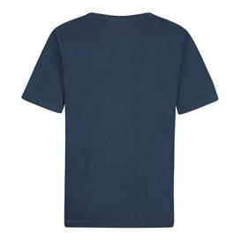 Fish Eat Fish Artist T-Shirt Moonlight Blue