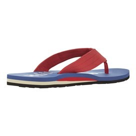 Hoider Printed Flip Flop Radical Red