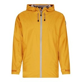 Prescott Fully Waterproof Hooded Jacket Old Gold