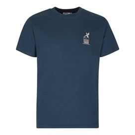 Seagull Has Landed Artist T-Shirt Moonlight Blue