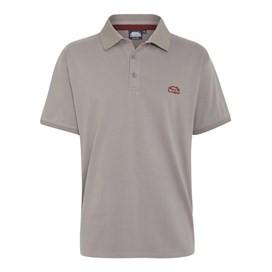 Civet Polo Shirt Light Grey