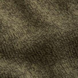 Talas ¼ Zip Soft Knit Fleece Dusky Green