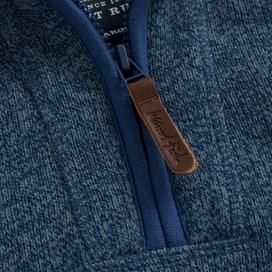 Talas ¼ Zip Soft Knit Fleece Ensign
