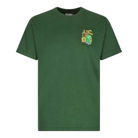 Aged To Perfection Artist T-Shirt Olive