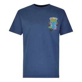 Weird & Wonderful Tour Artist T-Shirt Ensign Blue
