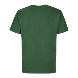 Public Anemone Artist T-Shirt Olive
