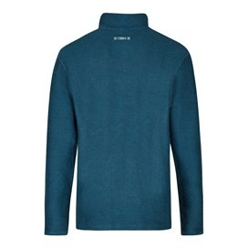 Cruiser 1/4 Zip Classic Macaroni Sweatshirt Deep Sea Blue