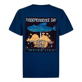 Findependence Artist T-Shirt Ensign Blue