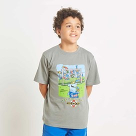 Catch Of The Day Boy's Artist T-Shirt Artichoke
