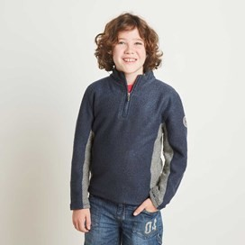 Scream Active Macaroni Sweatshirt Denim