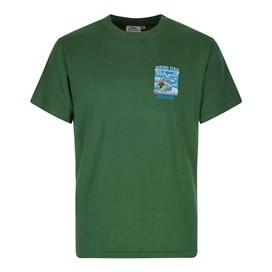 Top Gudgeon Artist T-Shirt Olive
