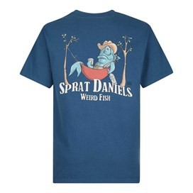 Sprat Daniels Artist T-Shirt Ensign Blue