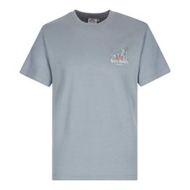 Sprat Daniels Artist T-Shirt Grey Blue