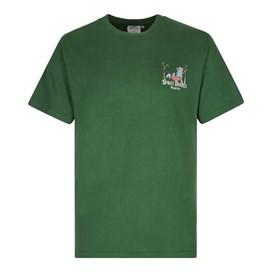 Sprat Daniels Artist T-Shirt Olive