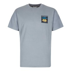 Findependence Artist T-Shirt Grey Blue