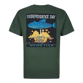 Findependence Artist T-Shirt Olive