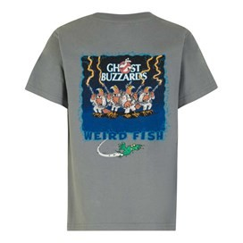 Ghost Buzzards Artist T-Shirt Grey Blue