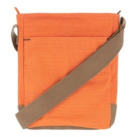 Betti Cotton Cross Body Bag Pumpkin