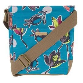 Amira Printed Cross Body Bag Blue Jay
