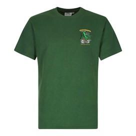 Bradley Squiddins Artist T-Shirt Olive