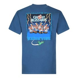 Ghost Buzzards Artist T-Shirt Ensign Blue
