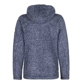 Harrisburg Full Zip Soft Knit Hoodie Dark Navy