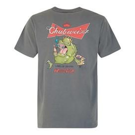 Chubweiser Artist T-Shirt Flint Stone