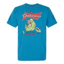 Chubweiser Artist T-Shirt Blue Jay