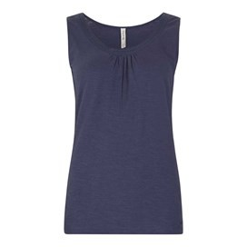 Beeches Vest Top Midnight