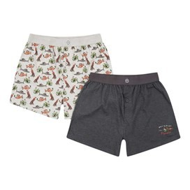 Blackridge 2-Pack Xmas Boxer Multi
