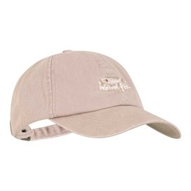 Retro Baseball Cap Taupe Grey