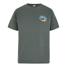 Eely Rider Artist T-Shirt Flint Stone