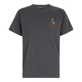 The Offish Artist T-Shirt Flint Stone