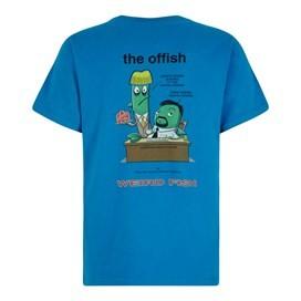 The Offish Artist T-Shirt Blue Jay