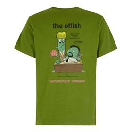 The Offish Artist T-Shirt Tarragon