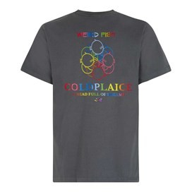 Coldplaice - Head Full Of Breams Artist T-Shirt Flint Stone