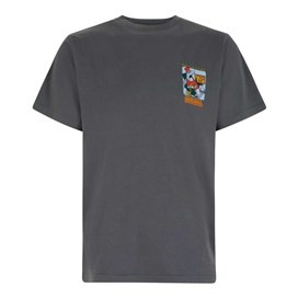Crackered Artist T-Shirt Flint Stone