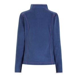 Christa Full Zip Microfleece Jacket Midnight