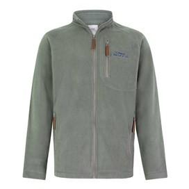 Hakan Microfleece Jacket Flint Stone