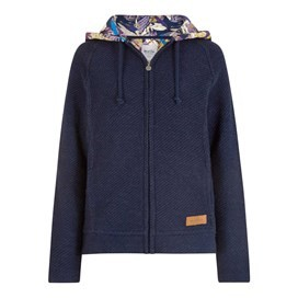 Tilly Light Macaroni Hooded Sweatshirt Midnight