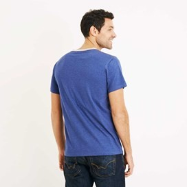 Supply Graphic Print T-Shirt Estate Blue