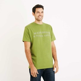 Anchor Graphic Print T-Shirt Tarragon