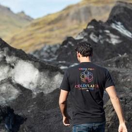 Coldplaice - Head Full Of Breams Artist T-Shirt Black