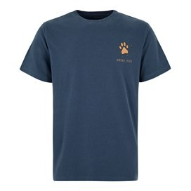 Eat Sleep Walk Artist T-Shirt Ensign Blue