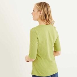 Santana Slub Jersey Outfitter T-Shirt Lime