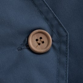 Haulover Water Repellant Hooded Jacket Teal