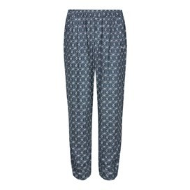 Nimbus Lightweight Printed Harem Trouser Ink