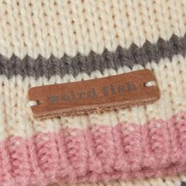 Beck Stripe Glove Cream