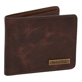 Bulwer Leather Wallet Brown